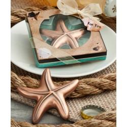 Apribottiglie vintage a forma di stella marina