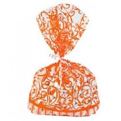 Sacchettino arancione
