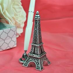 Penna per guestbook a tema Tour Eiffel