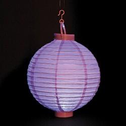 Lanterna luce lilla