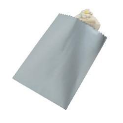 Sacchetti di colore argento 10 pezzi