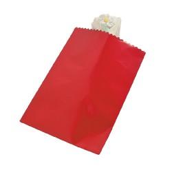 Sacchetti di colore rosso 10 pezzi