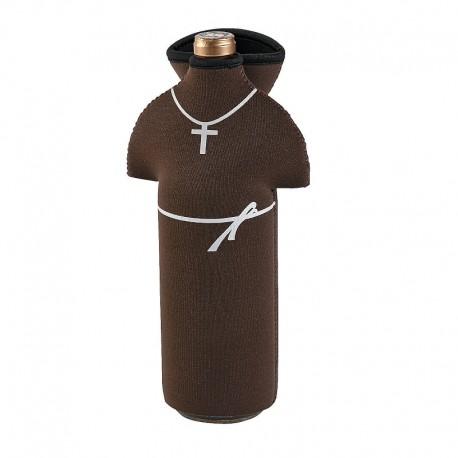Cover per bottiglia di vino abito monaco