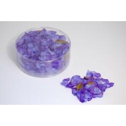 Petali di fiori blu