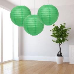 Lanterne verdi grandi 3 pezzi