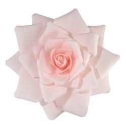 Rosa decorativa rosa