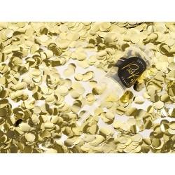 Coriandoli dorati confezione da 12 pezzi