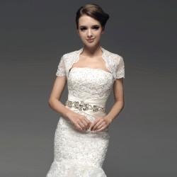 Coprispalle per sposa Mod. Zelinda