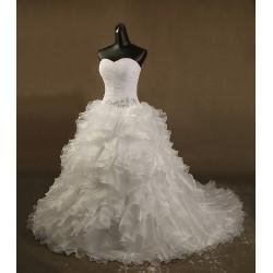 Abiti da sposa principeschi (4) - LeMieNozze SHOP b2f12aea727