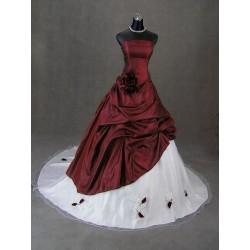 Abito da sposa e cerimonia principesco Mod. Maria Noemi