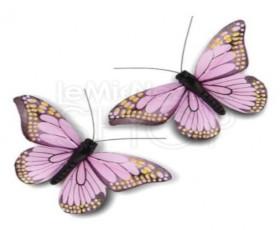 Addobbi ricevimento farfalle