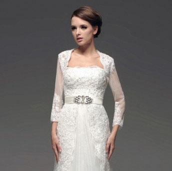 LeMieNozze SHOP - Quale coprispalle indossare per il vestito da sposa  b2c488186b6