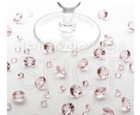 Diamanti decorativi rosa