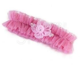 Giarrettiera rosa