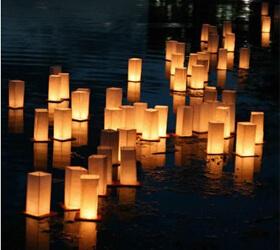 Lanterne galleggianti