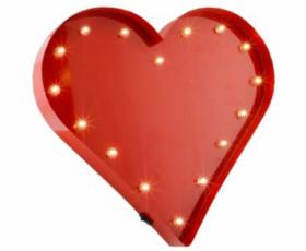 Luce cuore