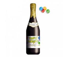 Sparacoriandoli a forma di champagne