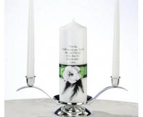 verde candela fiore