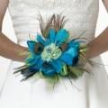 Come allestire un matrimonio glamour a tema piume?