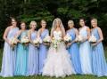Tendenze matrimonio 2017: i colori per la primavera-estate