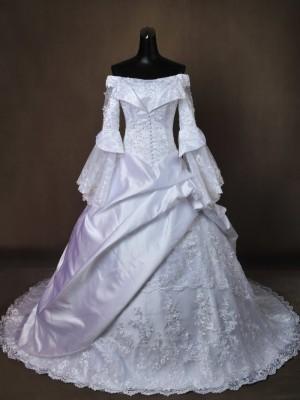 5bdd9620a6a5 Abito da sposa principesco Mod. Maria Melitina