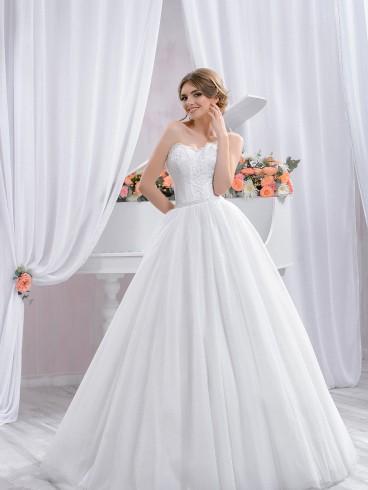 Abiti Da Sposa Principeschi.Abito Da Sposa Principesco Mod Caterina Lemienozze Shop