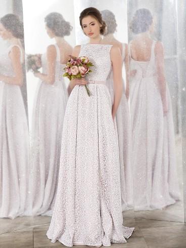 eb1f73137fc3 Abito da sposa e cerimonia classico Mod. Desdemona - LeMieNozze SHOP