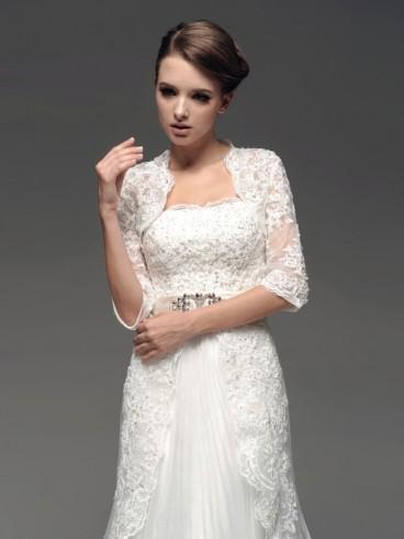 online store 900d8 ee0e3 Coprispalle per sposa Mod. Zama