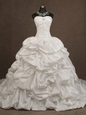Abito da sposa principesco Mod. Maria Rosita