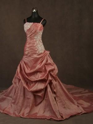 Abito da sposa e cerimonia a sirena Mod. Maria Seconda