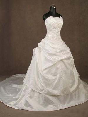 Abito da sposa principesco Mod. Maria Secondina