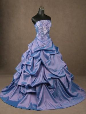 Abito da sposa e cerimonia principesco Mod. Maria Teudosia