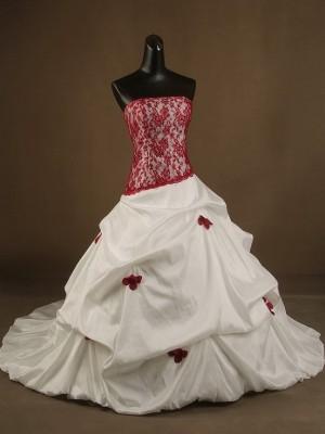 Abito da sposa principesco Mod. Maria Veridiana