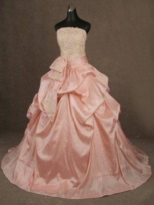Abito da sposa e cerimonia principesco Mod. Maria Virginia