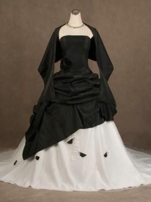 Velo da Sposa lungo fino alla Vita a Doppio Strato decorato con 30 Cristalli Lunghezza 80cm