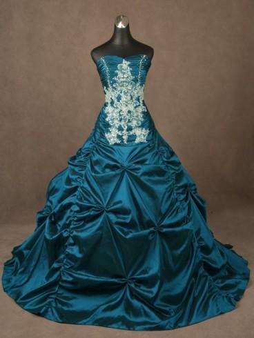 Abito da sposa e cerimonia principesco Mod. Ofelia - LeMieNozze SHOP 70e85099433