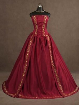 d345bbd85d95 Abito da sposa e cerimonia classico Mod. Maria Liboria