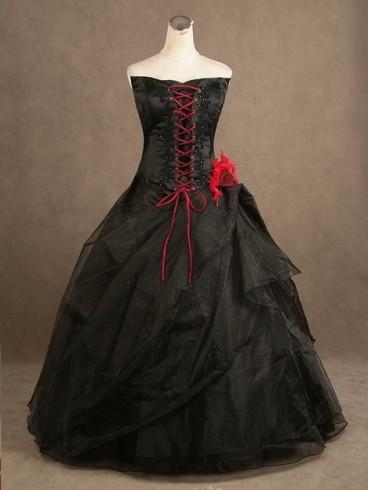 Vestiti Da Sposa Gotici.Abito Da Sposa E Cerimonia Principesco Mod Maria Lisa