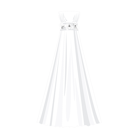 the latest 1f42d 7549c Abiti da sposa on line economici e abiti da cerimonia ...
